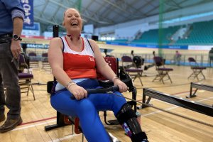 International Women's Day - Caroline Buckle: From the British Army to Para Powerlifting and Para Rowing!