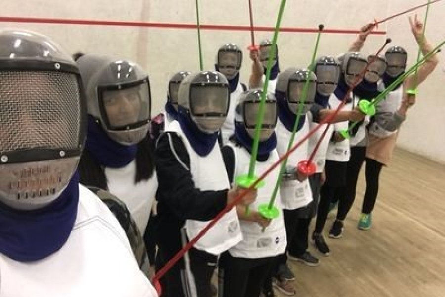International Women's Day - Get involved in Fencing…