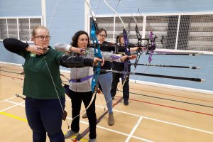 International Women's Day - Get involved in Archery…