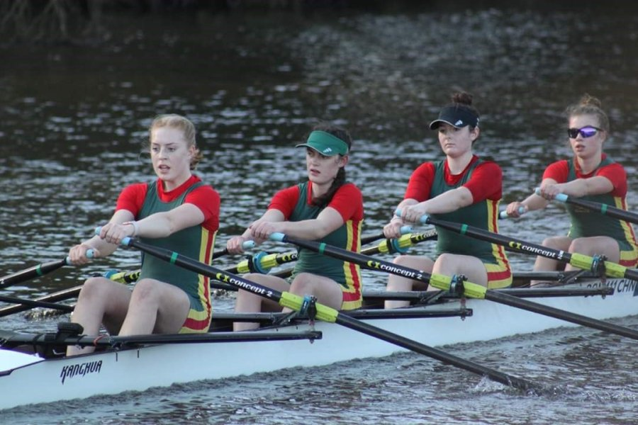 International Women's Day - Get Involved in Rowing....