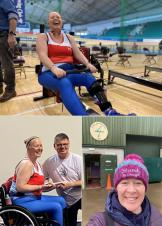 CAROLINE BUCKLE: FROM THE BRITISH ARMY TO PARA POWERLIFTING AND ROWING...