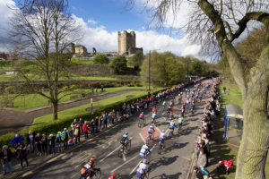 2018 Tour de Yorkshire comes to Doncaster