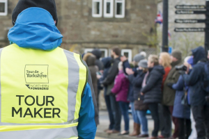 Join the Tour de Yorkshire's army of valued volunteers