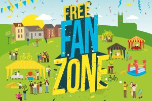 A fun-packed Tour de Yorkshire Fan Zone lined up in Doncaster