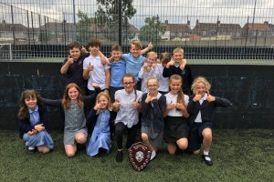 Norton pupils crowned Doncaster swimming champions