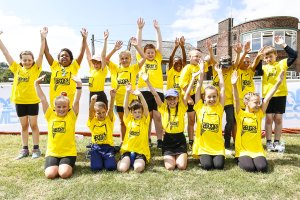 Doncaster schools win at the South Yorkshire School Games
