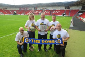 Doncaster moves one step closer to hosting the Rugby League World Cup 2021