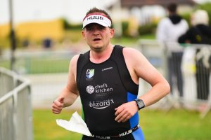 Doncaster man goes from smoker to triathlete representing his country