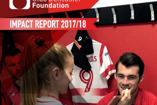Club Doncaster Foundation - Impact Report Launch