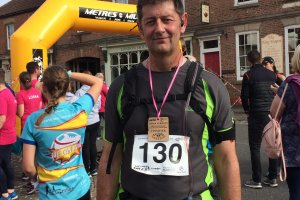 Doncaster runner strides beyond his years