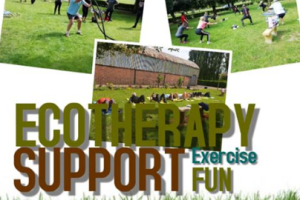 Exercise in the park: Care 4 Carers