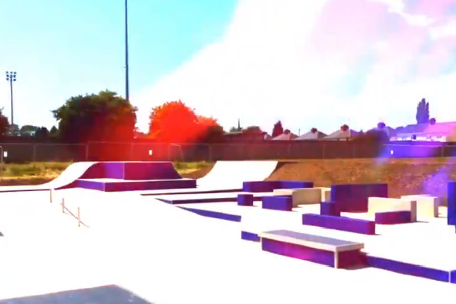 Adwick Skate Park - Opening 4th August 2019