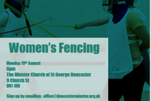 Women's Fencing Sessions