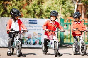 Children supported to get on their bikes ahead of Doncaster cycling events